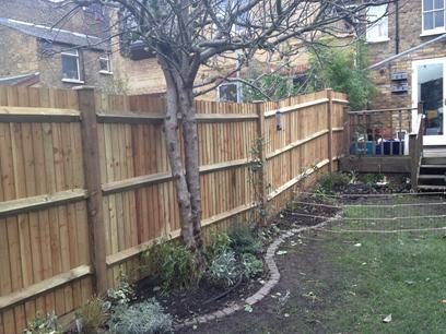 closeboard fencing west london3a
