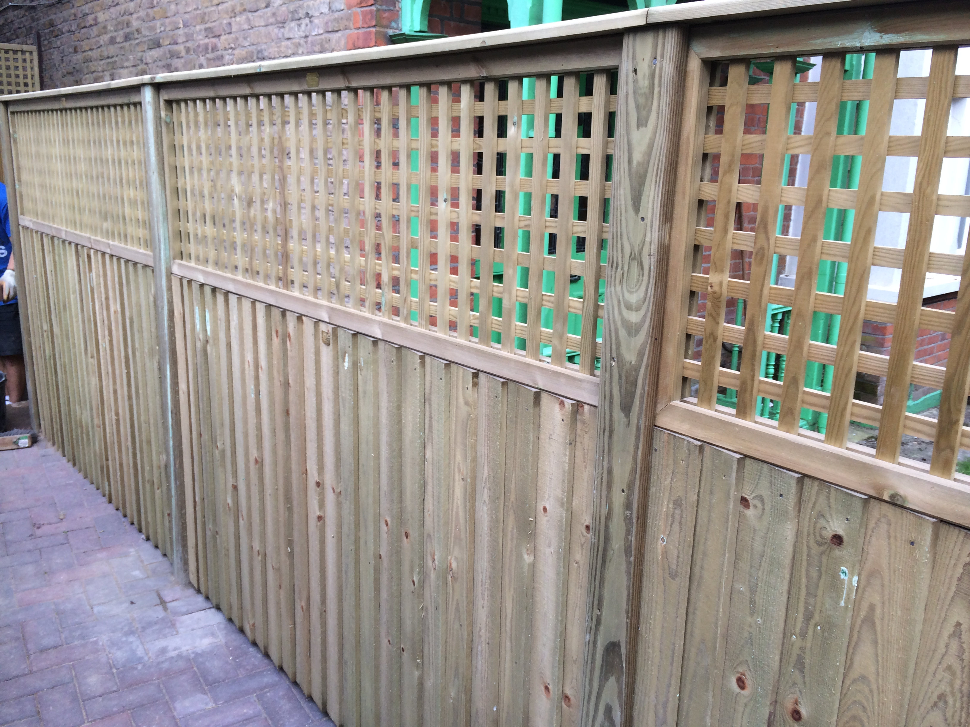 fencing contractors richmond