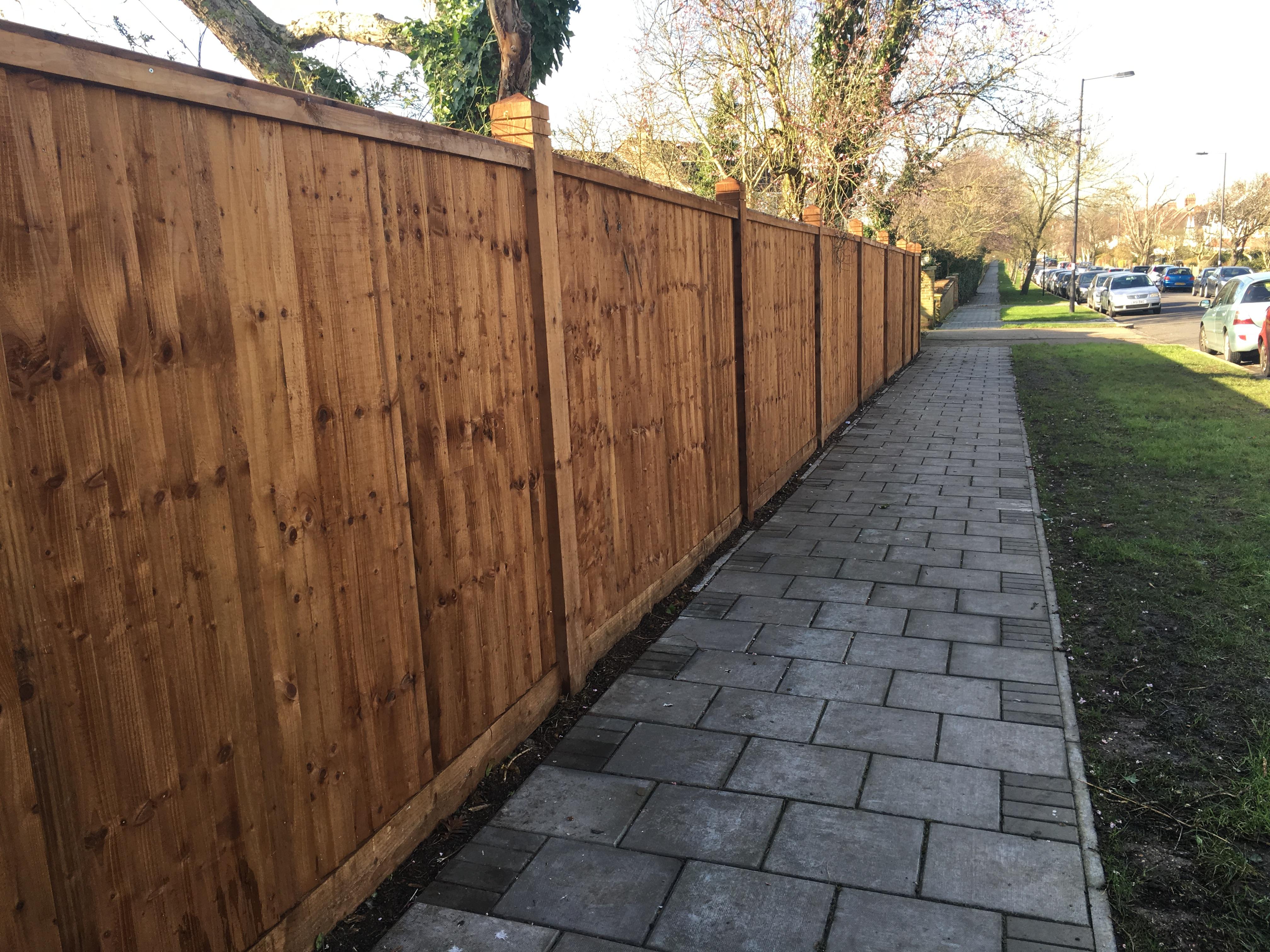 fencing contractors shepherds bush