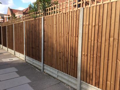 panel fence wembley london4a