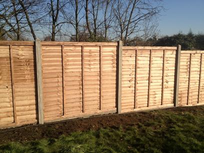 panel fencing chiswick london 2b