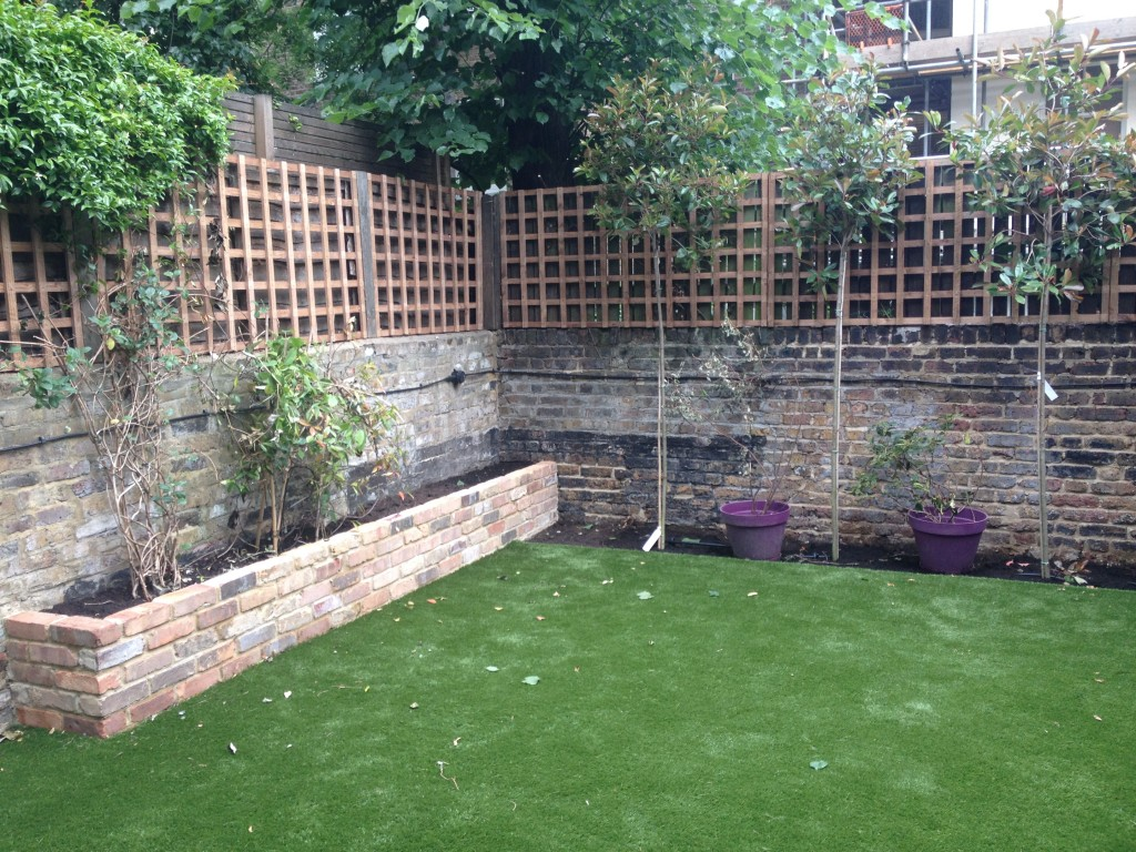 Trellis West London Fencing